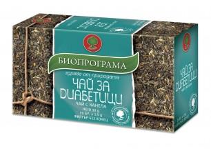 Чай за диабетици